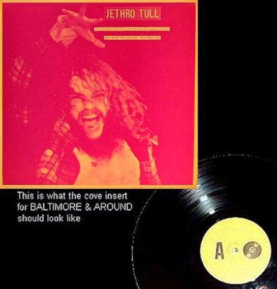 Jethro Tull Baltimore And Around.2