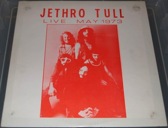 Jethro Tull Live May 1973 large