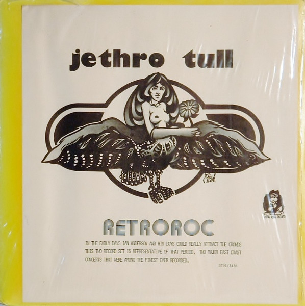 Jethro Tull RTRC