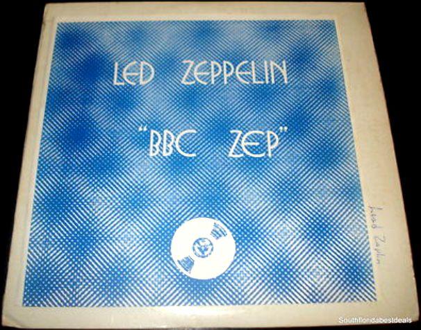Led Zeppelin Live Bbc 1971 The Amazing Kornyfone Label