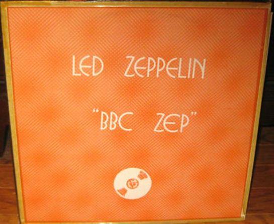 Led Zeppelin BBC Zep orig