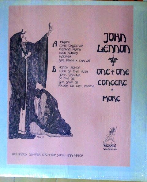 Lennon 1+1 concert + more small insert