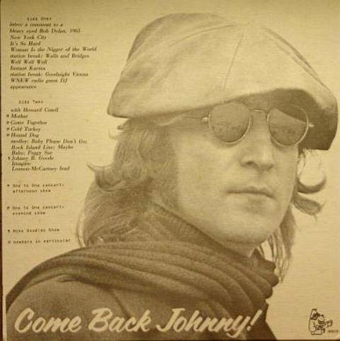 Lennon Come Back Johnny!