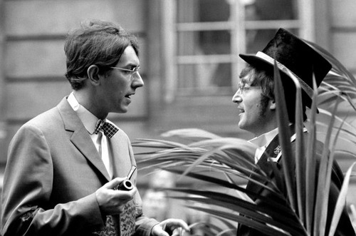 Lennon + Peter Cook 66