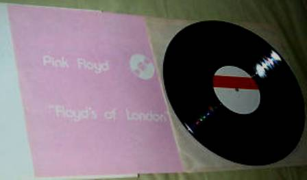 Pink Floyd Floyds of London v1 3