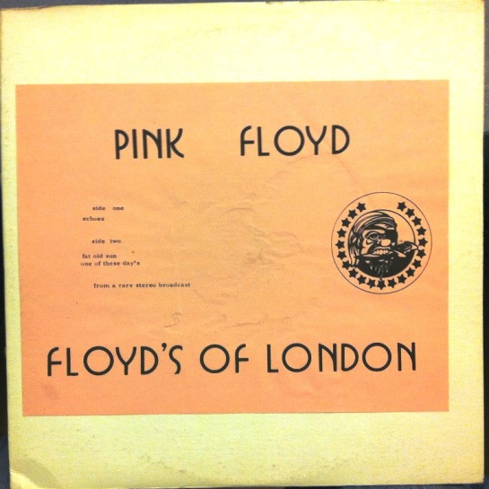 Pink Floyd Floyds of London
