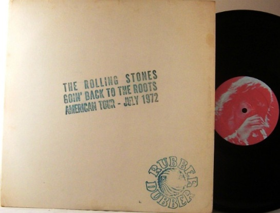 Rolling Stones Goin Back To The Roots AT - July 1972