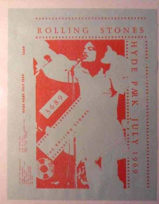 Rolling Stones Hyde Park 2