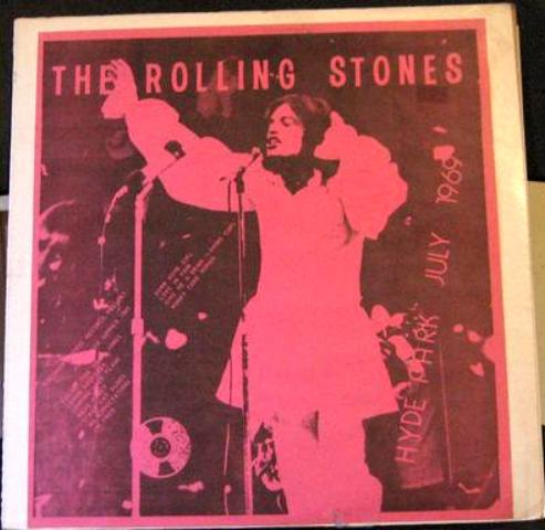 Rolling Stones Hype Park small insert