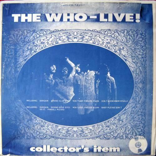 The Who Collector's Item 2