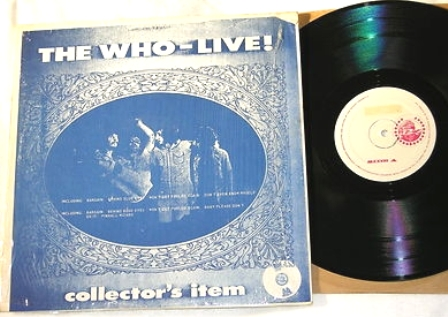The Who Collector's Item 3