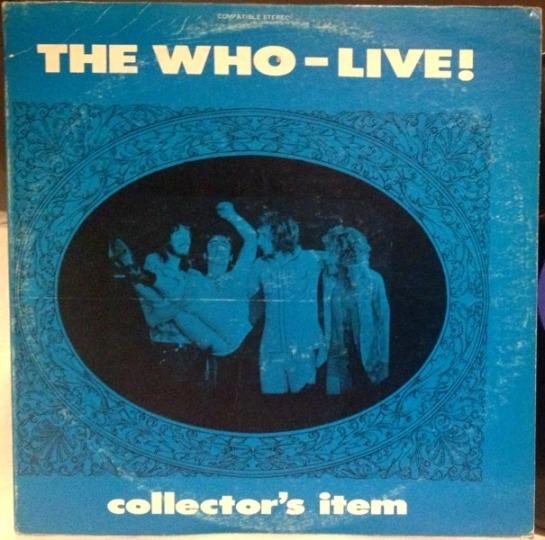 Who LIVE! c.item