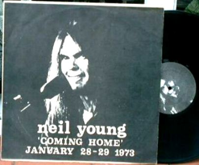 Neil Young Live Norfolk 1973 The Amazing Kornyfone Label