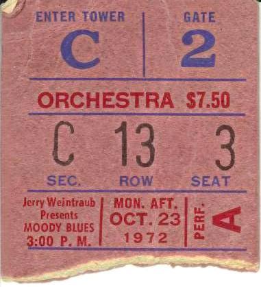 1972-10-23MSGNYCusedticket