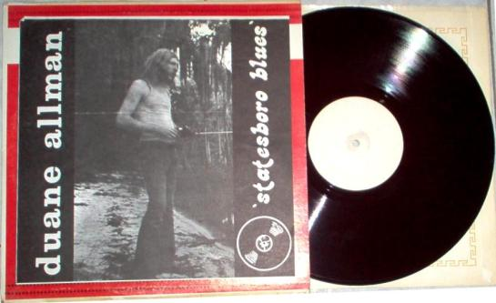 Allman Brothers SB Blues
