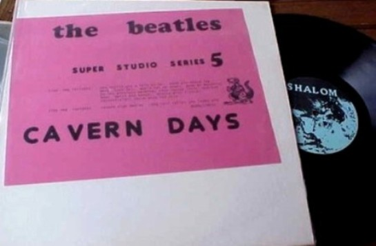 Beatles Cavern Days SH