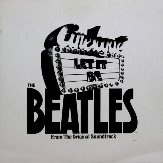 Beatles Cinelogue 1 J 534