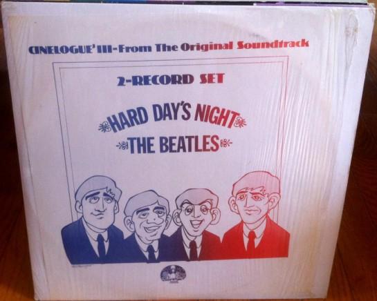 Beatles Cinelogue AHDN