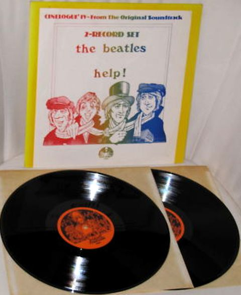Beatles Cinelogue Help! IA