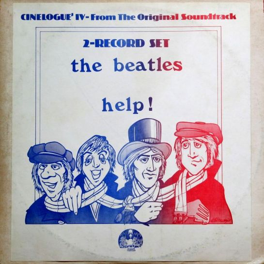 Beatles Cinelogue IV Help!