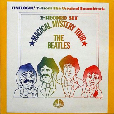 Beatles Cinelogue V MMT