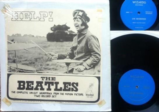 Beatles Help UT ST