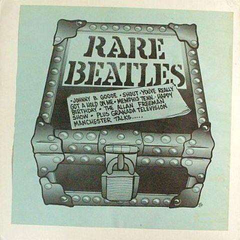 Beatles Rare B b