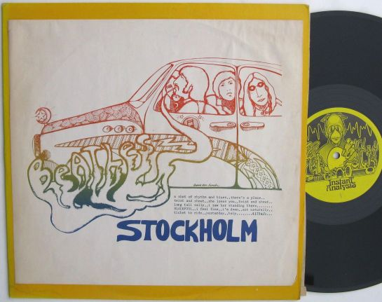 Beatles Stockholm 5