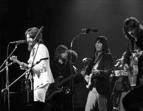 New York Harrison Concert 1971
