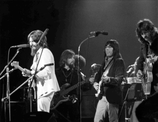 New York Harrison Concert 1971
