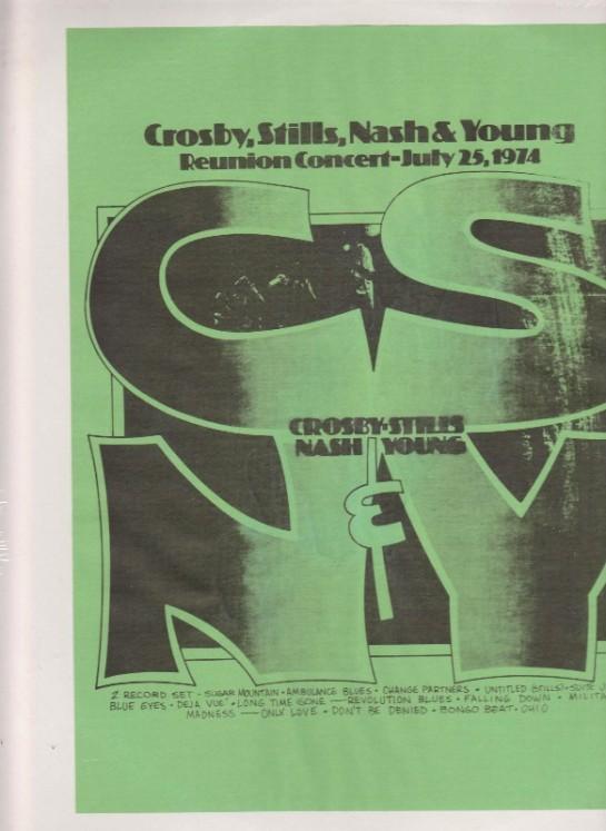 CSNY Reunion Concert 3