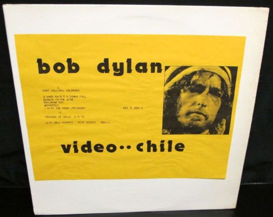 Dylan video .. chile KK