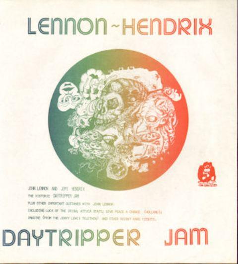 Lennon-Hendrix Day Tripper Jam