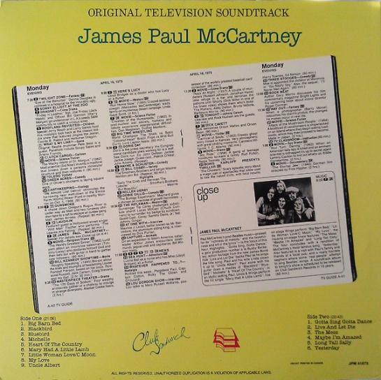 McCartney JPM C S b