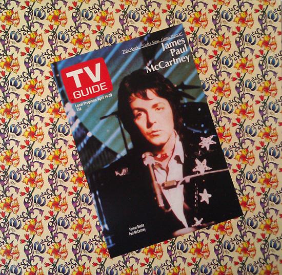 James Paul Mccartney Tv Special 1973 The Amazing