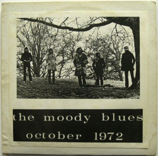 Moody Blues october 1972 5