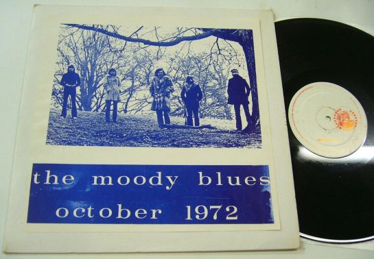 Moody Blues october 1972 blu