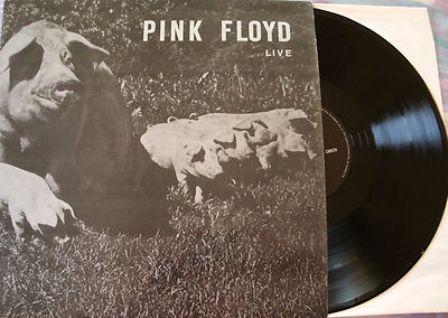 Pink Floyd best of Tour 72 KDBO