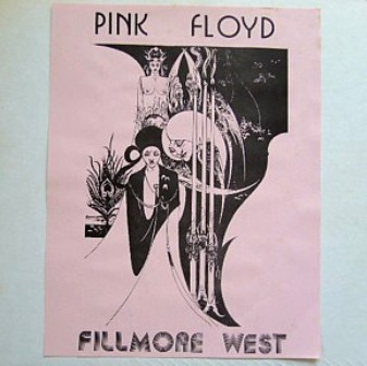 Pink Floyd Fillmore West 2