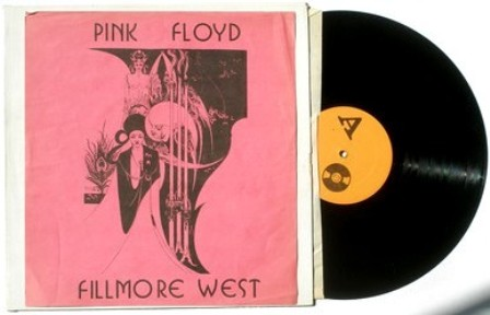 Pink Floyd Fillmore West 3