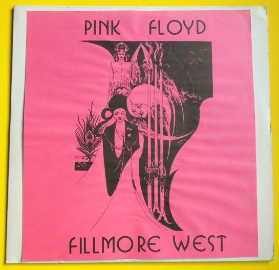 Pink Floyd Fillmore West CBM 5