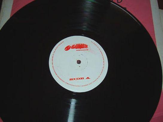 Pink Floyd Fillmore West Comet