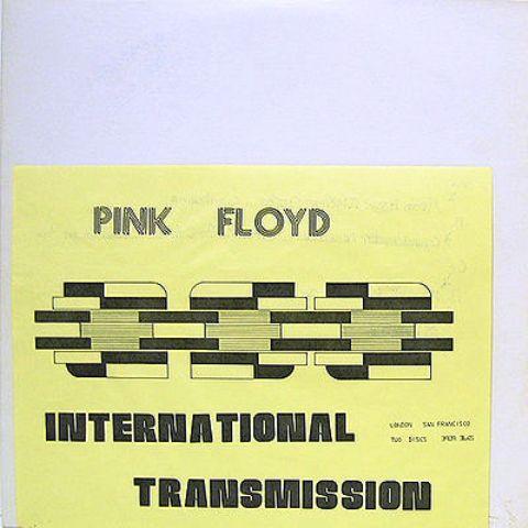 Pink Floyd Intl Transmission
