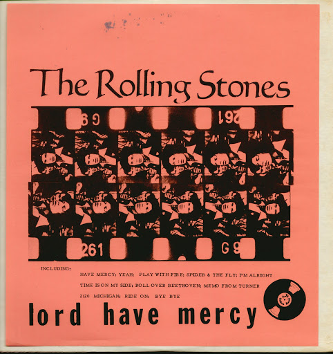Rolling Stones Lord Have Mercy