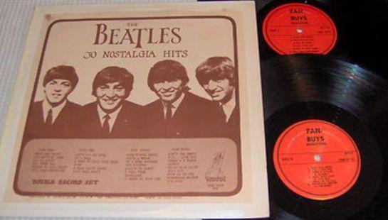 Beatles 30 Nostalgia Hits