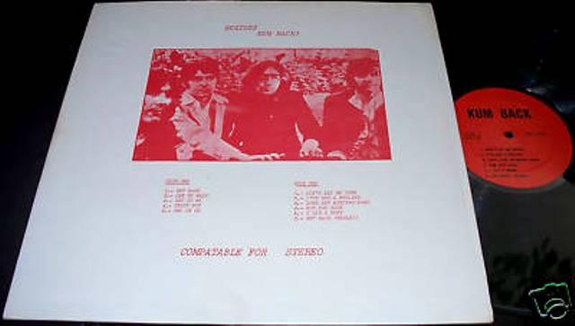 Beatles Kum Back The Amazing Kornyfone Label