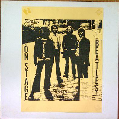 Beatles OSiErope Din A 4