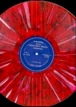 Captain Beefheart WatBBMusic disc