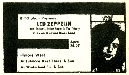 Wrmb 329 Led Zeppelin Caution Explosive Blueberry Hill