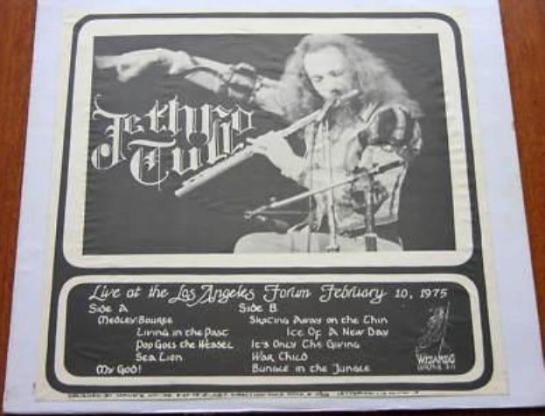 Jethro Tull Live ATLAForum 4